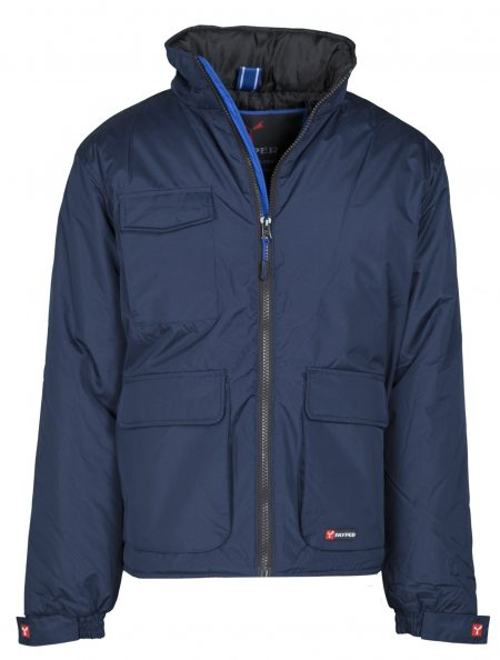 giacca invernale renegade blue navy