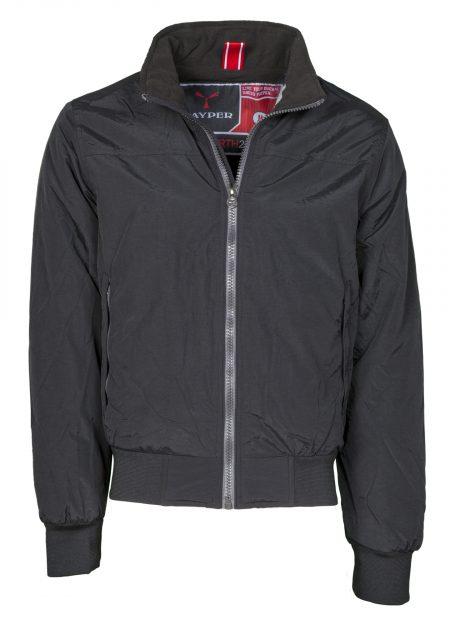 giacca invernale north nero
