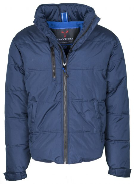 giacca invernale indianapolis blue navy