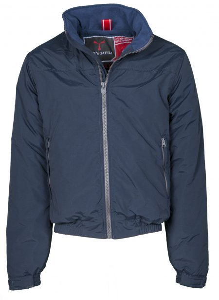 giacca invernale sailing blue navy