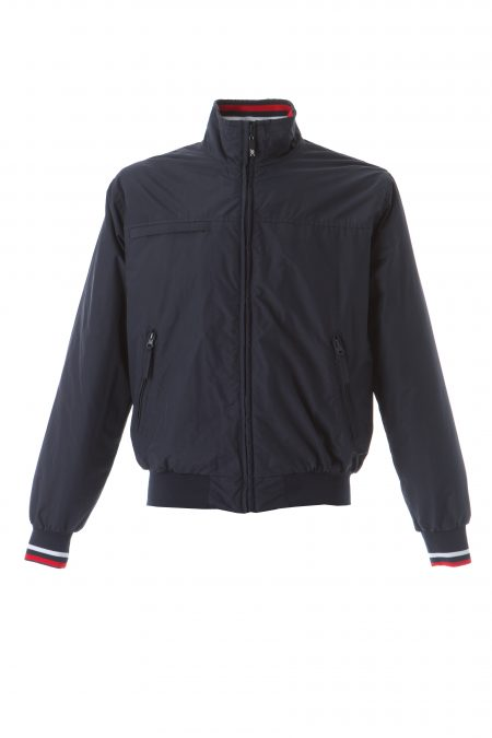 giacca invernale new usa blue navy