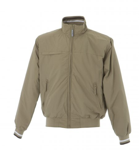 giacca invernale new usa beige