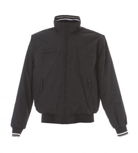 giacca invernale new usa nera