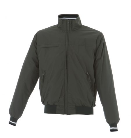 giacca invernale new usa verde militare