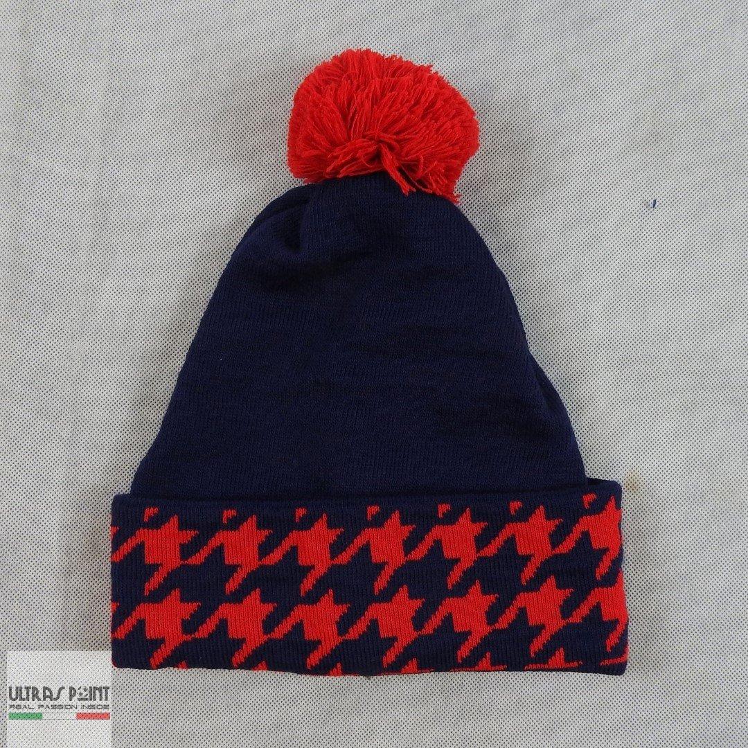 Cuffie lana personalizzate con risvolto e ponpon. Cappelli ... a317f0d22bb2