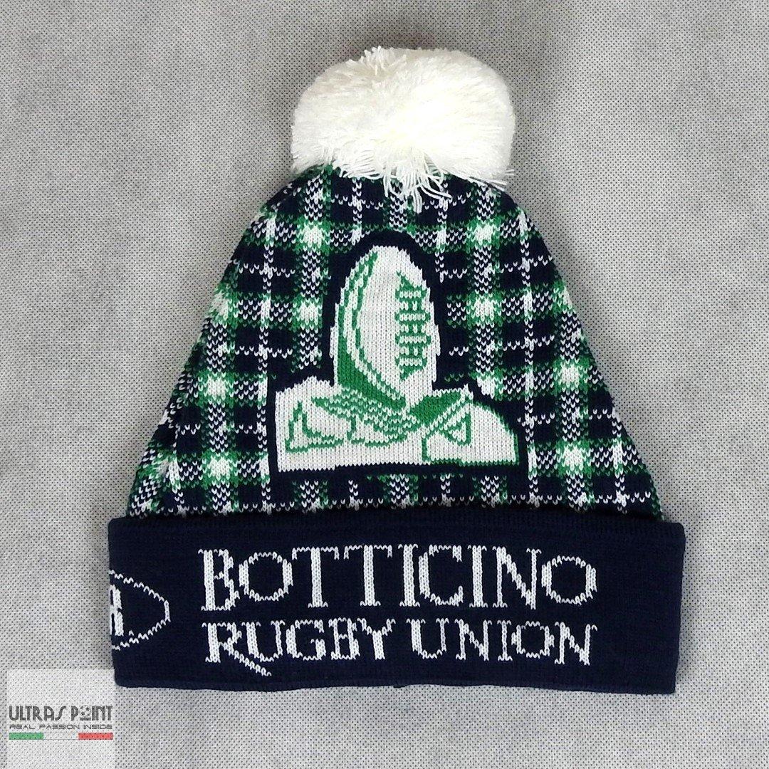 Cuffie lana personalizzate con risvolto e ponpon. Cappelli ... ca04e7362a1d