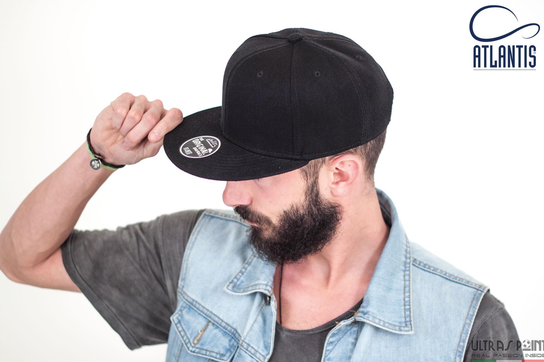 Cappello Snapback Atlantis personalizzato 56f6ae8e6594