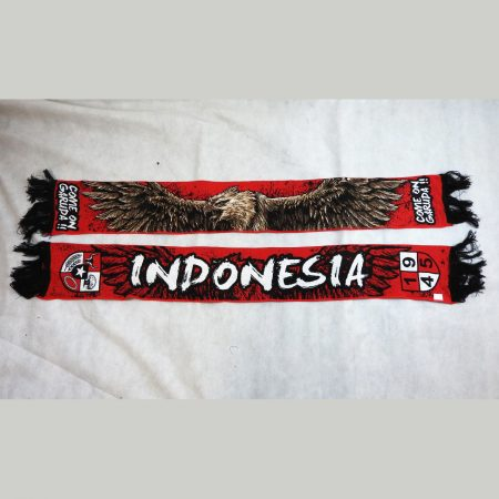 Sciarpa Cotone HD 140 x 18 cm doppia indonesia