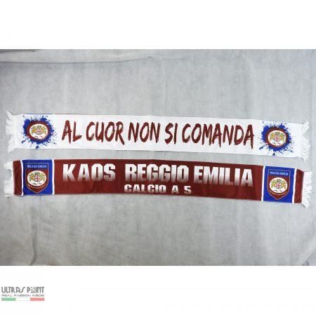 sciarpa raso 150×18 kaos reggio emilia