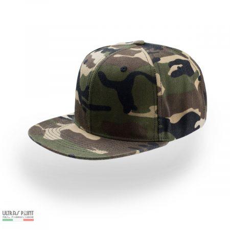 cappello snapback militare