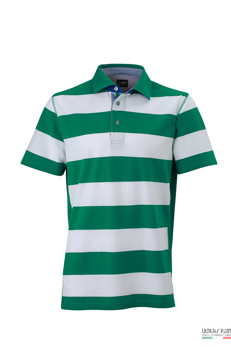 nuevo producto 01514 94d2b Polo Rugby striped JN984