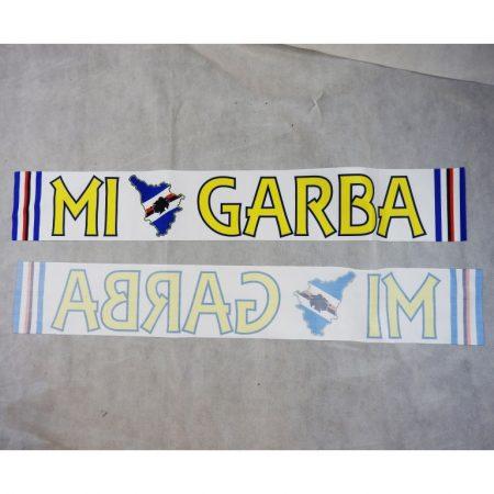 sciarpa raso liscio large 120 x 19 singola