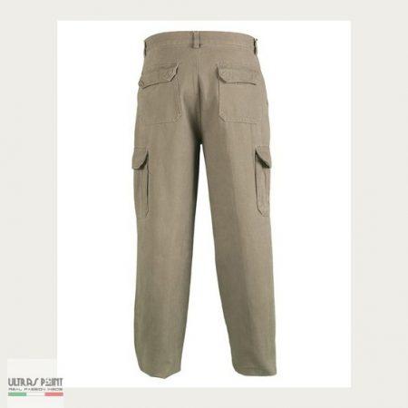 pantaloni con tasconi personalizzati