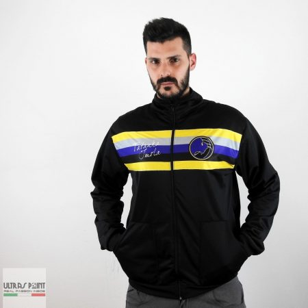 felpa in triacetato track tops