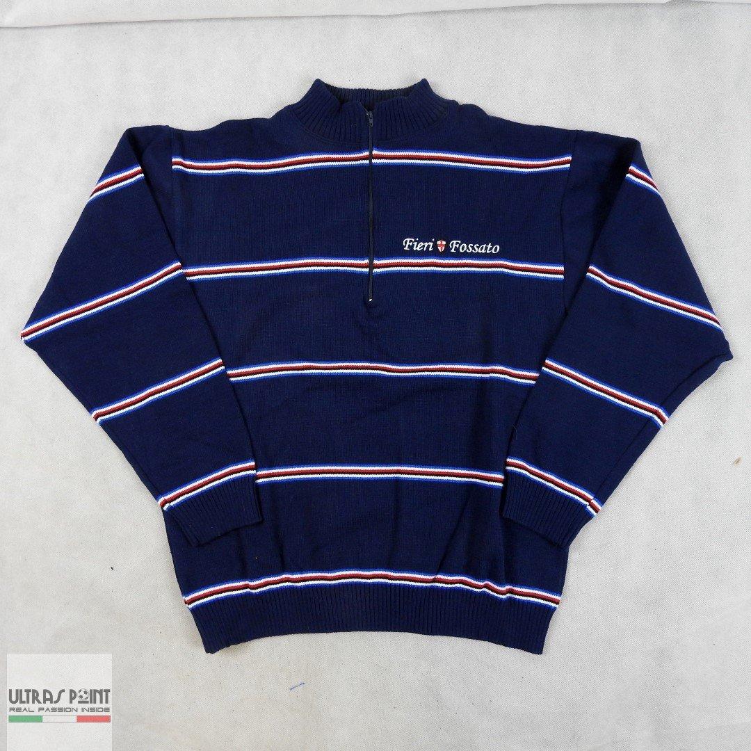 maglione con zip Fieri Fossato (1)