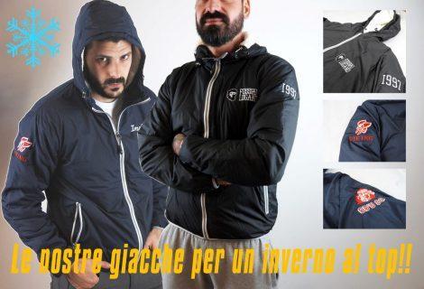 giacche personalizzate ultras