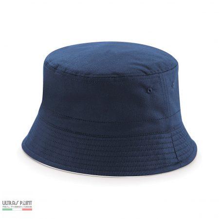 cappellino pescatore blu