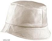 cappello pescatore personalizzato grigio