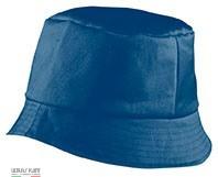 cappello pescatore personalizzato blu