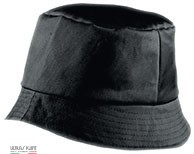 cappello pescatore personalizzato nero