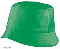 cappello pescatore personalizzato verde