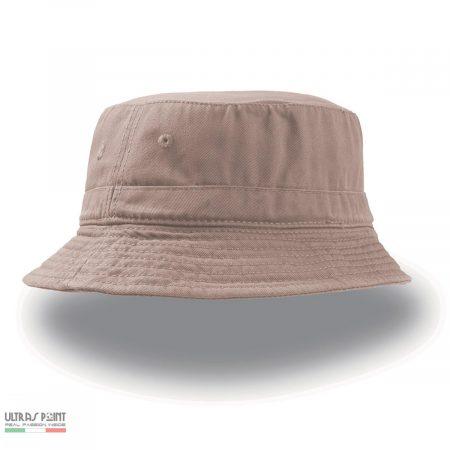 cappello pescatore ultras beige