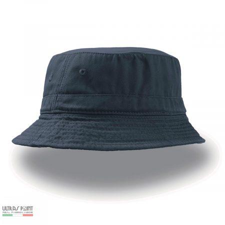 cappello pescatore ultras navy