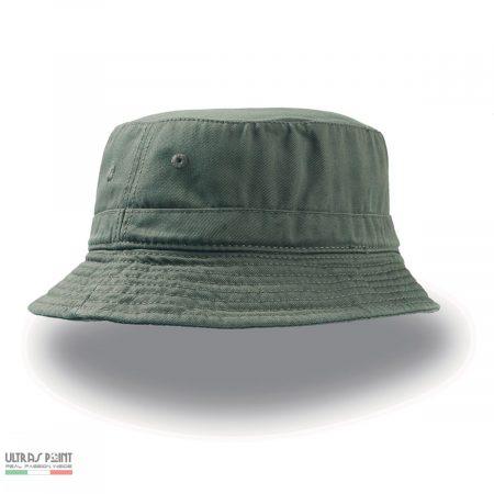 cappello pescatore ultras olive