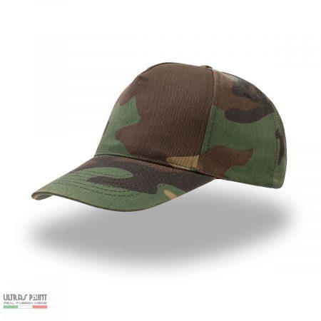 cappello baseball camouflage