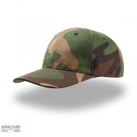 cappellino da baseball militare