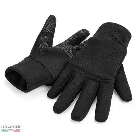 guanti personalizzati touch