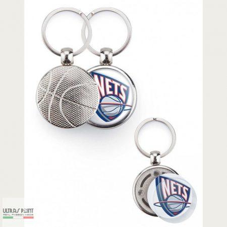 portachiavi basket personalizzati