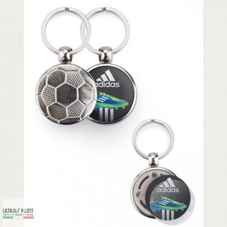 portachiavi calcio personalizzati