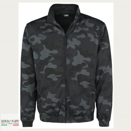 giacca camouflage personalizzata
