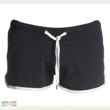 pantaloncini donna virtus