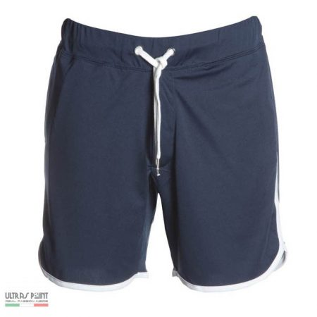 pantaloncini poliestere calcio