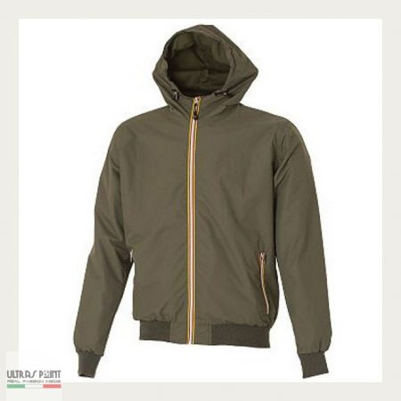 giacca ultras personalizzata