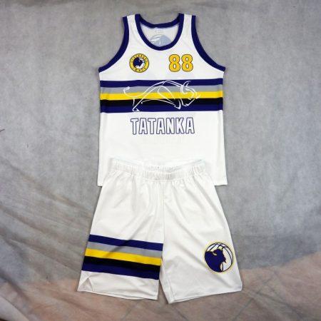 pantaloncino basket personalizzato