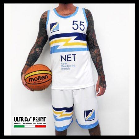 pantaloncini basket personalizzati