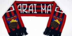 sciarpe lana jacquard ultras